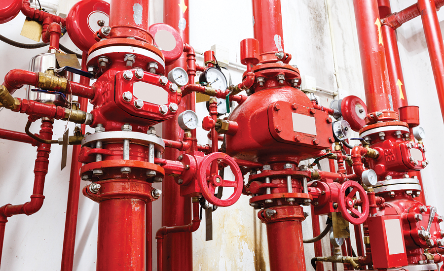 FIRE PROTECTION AND DETECTION SYSTEMS